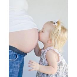 Беременность: как правильно надевать бандаж?
