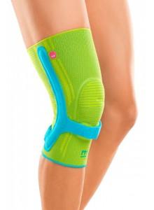 Бандаж коленный Genumedi PSS с силиконовыми вставками и субпателлярным ремнем