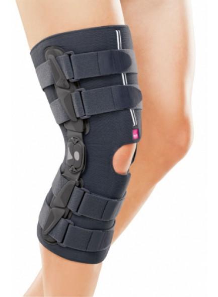 Ортез коленный регулируемый полужёсткий Collamed