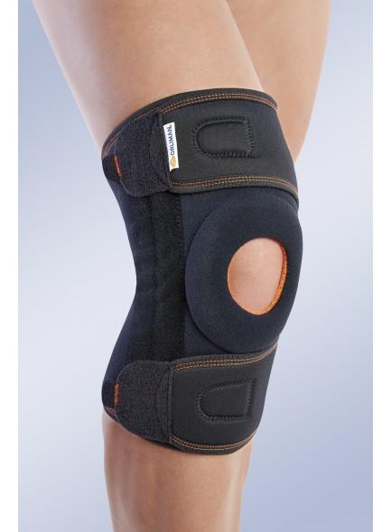 6119 Окутывающий коленный бандаж с усиленной боковой частью («Orliman», Испания)