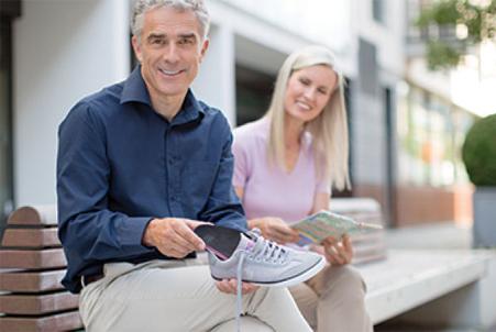 Ортопедические стельки и обувь